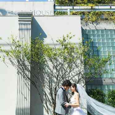 青山フェアリーハウス 外観でも素敵な写真を
