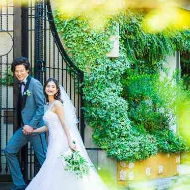 青山フェアリーハウス 和装での写真も映える