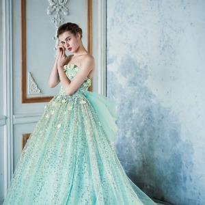 青山フェアリーハウス カラードレスも豊富にご用意