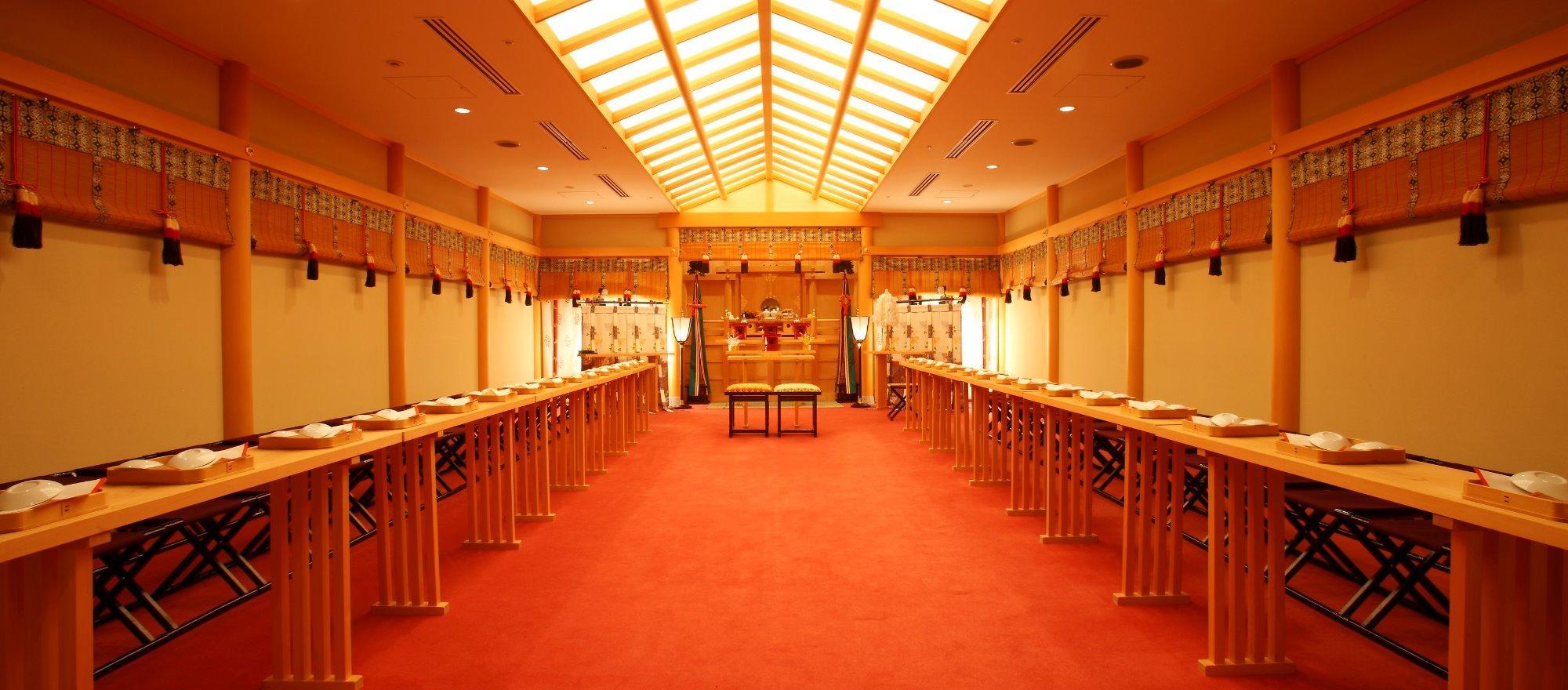 ホテルグランヒルズ静岡 挙式会場