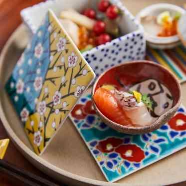 LUMIVEIL TOKYO(ルミヴェール東京) 出身地や思い出の素材を使って、ふたりだけのオリジナルメニューも対応可能