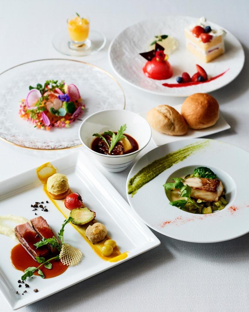 LUMIVEIL TOKYO(ルミヴェール東京) 料理