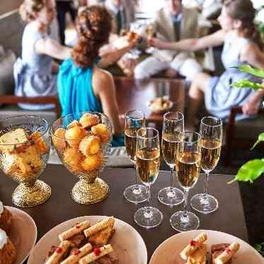 LUMIVEIL TOKYO(ルミヴェール東京) 野菜を巧みにつかったイタリアンで有名な「渡部明」氏の料理が婚礼料理として登場