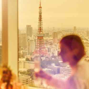 LUMIVEIL TOKYO(ルミヴェール東京) おふたりのアニバーサリーも東京タワー(R)が祝福