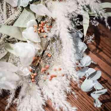 アヴァンセ リアン 大阪 装花は季節やこのみに合わせてみて