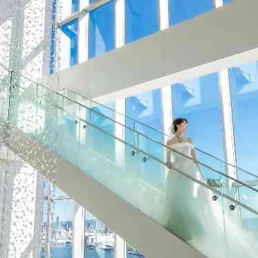 アヴァンセ リアン 大阪 夜の雰囲気も残しておきたい方は午後の結婚式がオススメ
