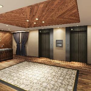 ラグナヴェール アトリエ 【エレベーター】館内はすべてエレベーターで移動が可能