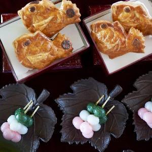 ラグナヴェール アトリエ 幅広い世代に好評な和菓子ビュッフェ。大福やたい焼きなど様々対応可能