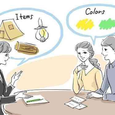 ラグナヴェール アトリエ 決定したテーマをどのように実現させるか、ウエディングアーティストが一緒に考えます