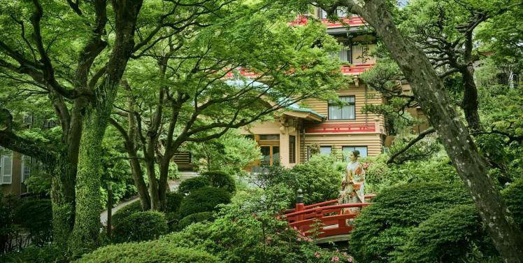 富士屋ホテル 挙式会場