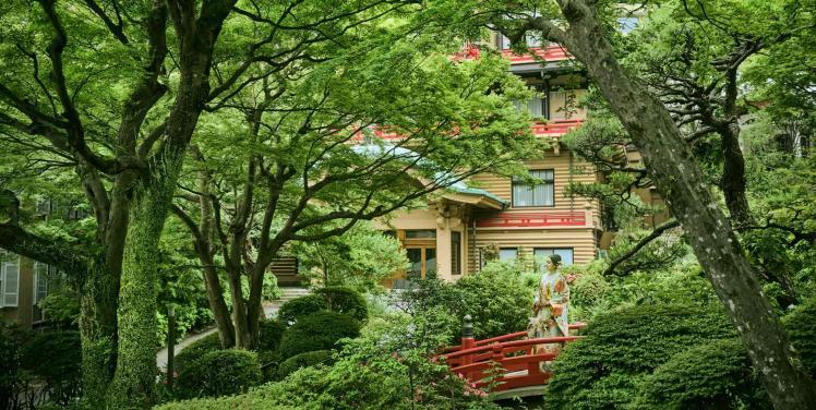 富士屋ホテル ガーデン