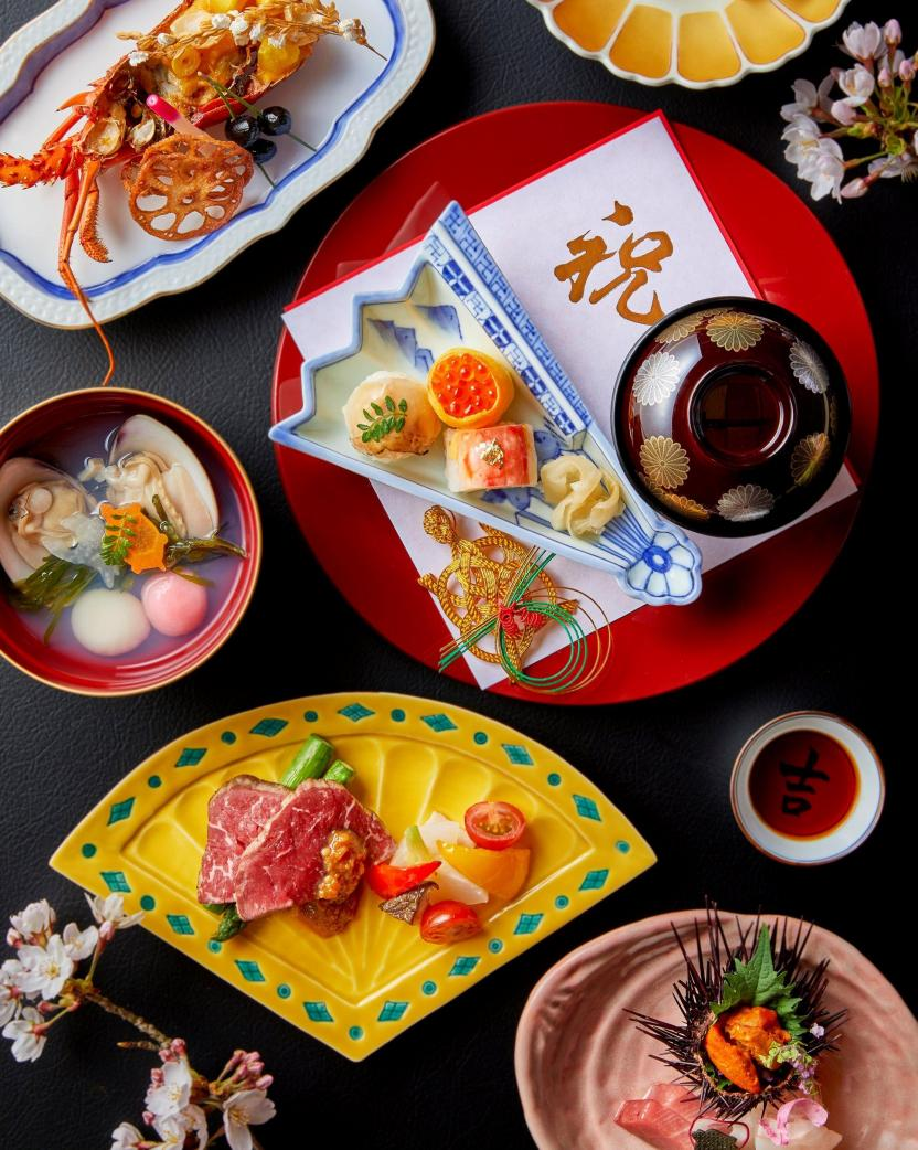 富士屋ホテル 料理