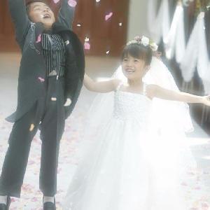 ベルヴィ武蔵野 パパママもお子様と一緒に結婚式を