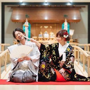 ベルヴィ武蔵野 【先輩カップルWedding】お二人らしい写真を残して♪