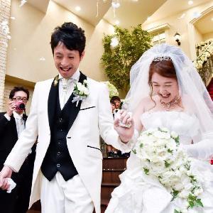 ベルヴィ武蔵野 【先輩カップルWedding☆】幸せいっぱいの姿をゲストのみんなに披露して♪