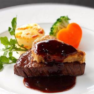 ベルヴィ武蔵野 和牛フィレ肉のロッシーニ