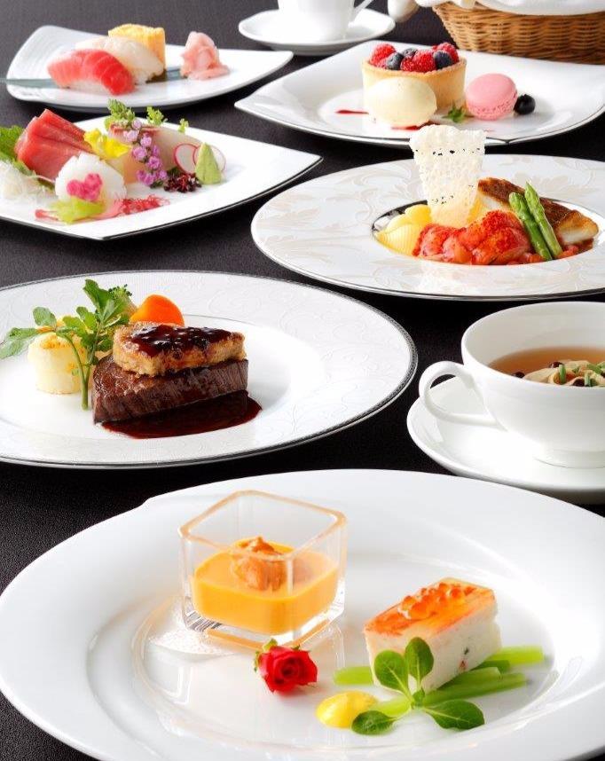 ベルヴィ武蔵野 料理