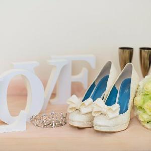 ベルヴィ武蔵野 結婚式は特別な『ウェディングシューズ』で足元も可愛く☆