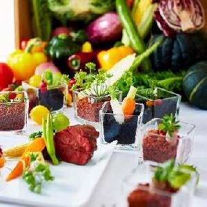 アルモニーアッシュ 野菜ソムリエによる旬の食材で料理にひと工夫