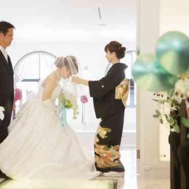 Brides Scene ST3 (エスティーズ)  お母様からのベールダウン