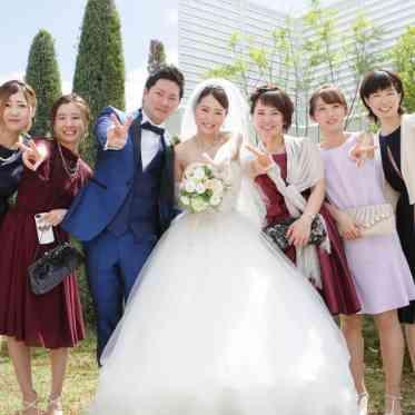 Brides Scene ST3 (エスティーズ)  笑顔溢れる記念撮影