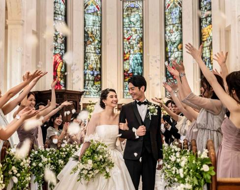 Neo Japanesque Wedding 百花籠(ヒャッカロウ)