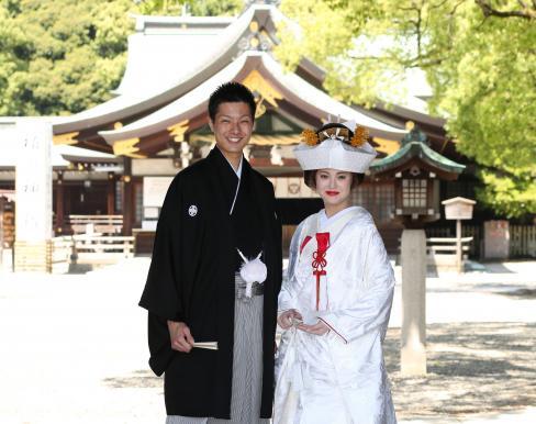 真清田神社参集殿の画像1