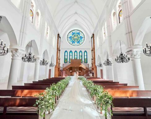 アルカンシエル luxe mariage 大阪の画像1