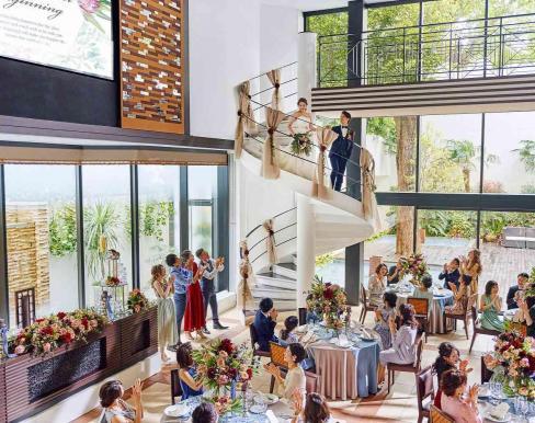 アルカンシエル luxe mariage 大阪の画像3