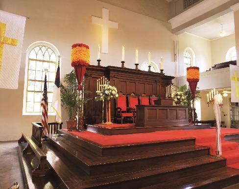 カワイアハオ教会の画像4
