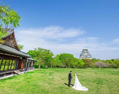 大阪城西の丸庭園 大阪迎賓館の画像1