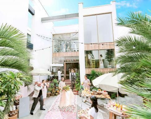 Things Aoyama Organic Garden. dthの画像1