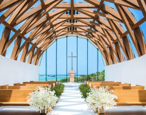 瀬良垣島教会の画像1