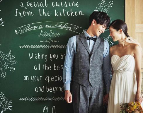 アトリエ ザ ウェディングギャラリー(ATELIER the wedding gallery)の画像4