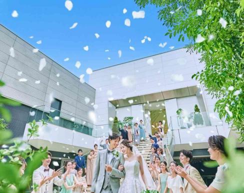 アルカンシエル luxe mariage 名古屋の画像1