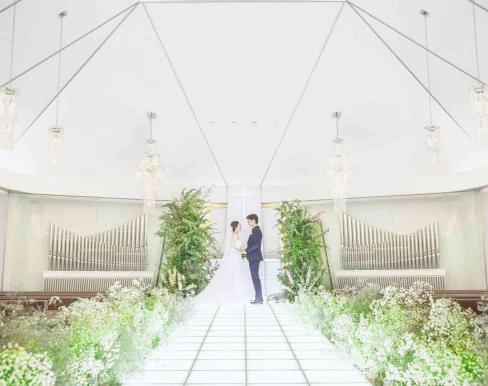 アルカンシエル luxe mariage 名古屋の画像2