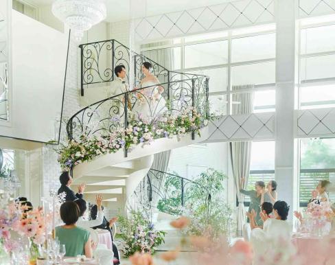 アルカンシエル luxe mariage 名古屋の画像3