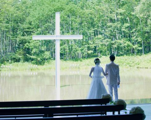 星野リゾート トマム 水の教会の画像2