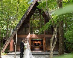 軽井沢高原教会の画像1