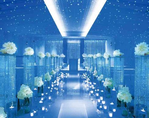 GRANDARCHE WEDDING HILLS(グランダルシュ ウエディングヒルズ)~星空チャペル(R)~