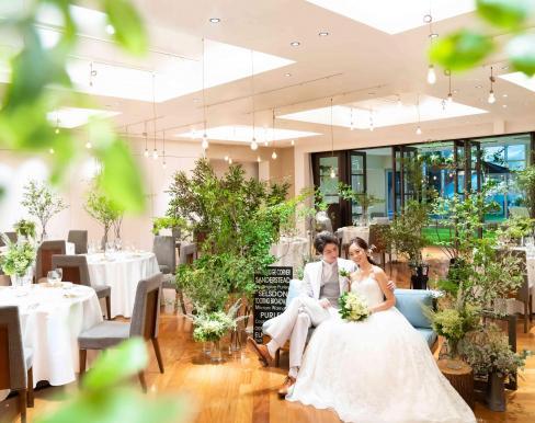GRANDARCHE WEDDING HILLS(グランダルシュ ウエディングヒルズ)~星空チャペル(R)~の画像2