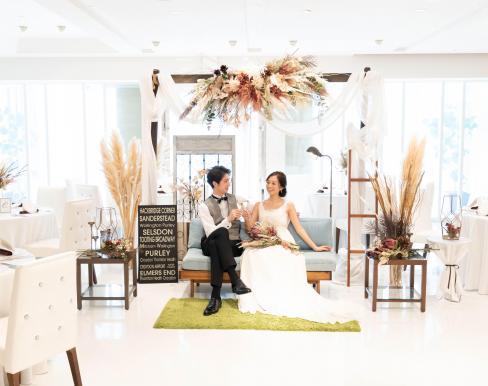 GRANDARCHE WEDDING HILLS(グランダルシュ ウエディングヒルズ)~星空チャペル(R)~の画像3