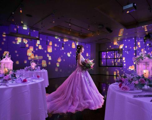 GRANDARCHE WEDDING HILLS(グランダルシュ ウエディングヒルズ)~星空チャペル(R)~の画像4