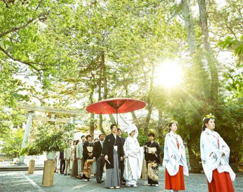 THE KUSUNOKI CLUB(浜松八幡宮)の画像1
