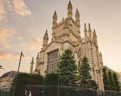 アビー・ラ・トゥール教会(ウエディングセントラルパーク)の画像3