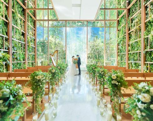 アクアガーデン迎賓館(岡崎)の画像1