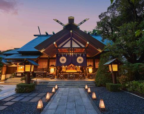 東京大神宮マツヤサロンの画像1