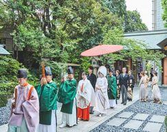 東京大神宮マツヤサロンの画像2