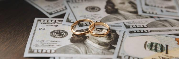 結婚指輪,男性