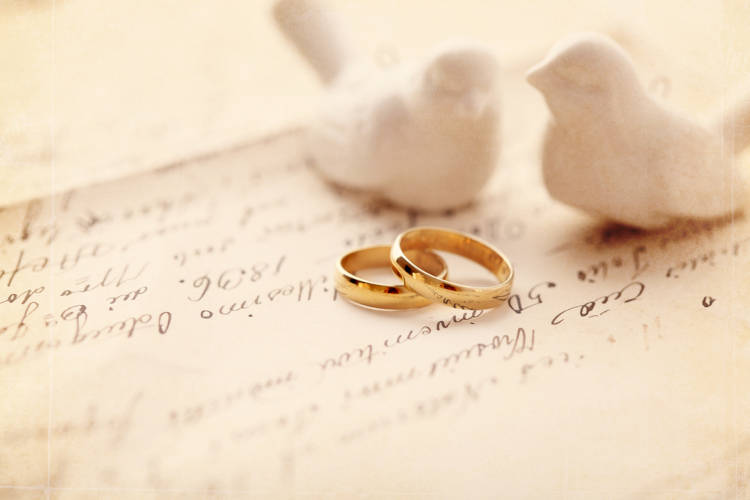 結婚指輪,いつ買う
